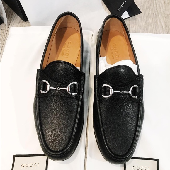 d8bc7ec51e77 FOR SALE Gucci Horsebit Leather Loafer